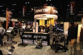 PRI 2011: Cometic Gaskets Seals It Up