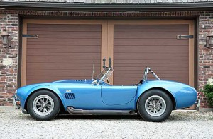 One-Owner Cobra Roadster Going to Auction
