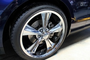 Wheels, Tires, And Brakes – Upgrading the 2010 Mustang