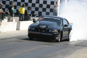 Bryan Byrd's No-Expense-Spared Drag Radial Cobra For Sale
