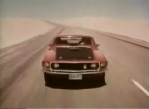 Video: Retro Commercials for 1969 Ford Mustang Mach 1