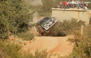 Ken Block Crashes WRC Fiesta, Misses Rally Portugal