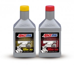 AMSOIL Z-ROD Synthetic Oil For High Performance and Classic Engines