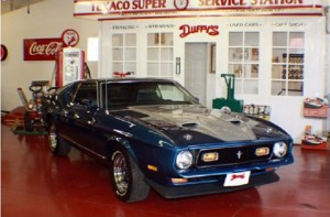 eBay Find of The Day: '71 Mach 1 with 429 Cobra Jet Engine