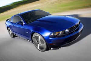 Modern Muscle Cars Popular Prize for Lotteries