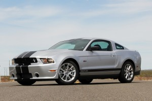 Shelby Begins Production of GTS Mustang Ahead of Schedule
