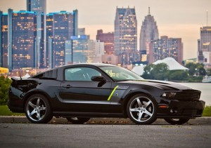 ROUSH Unveils Limited Edition Hyper Series RS3 Mustangs