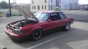 1,500 Horsepower '91 Stang Mod Motor Fox Body Coupe Project Buildup
