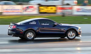 Terry Reeves Vortech-Powered '11 Stang Runs 9.99 at NMRA Finals