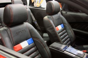 SEMA 2011: Katzkin Leather – More Than One Way to Skin Your Seats