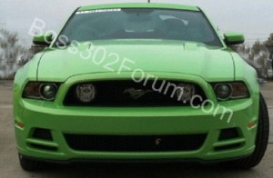 "2013 Ford Mustang To Add ""Gotta Have It Green"" Color Option?"