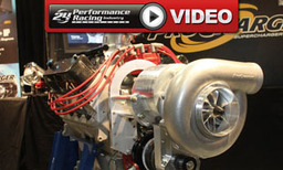 PRI 2011: ProCharger's New Take On Gear Drive Superchargers