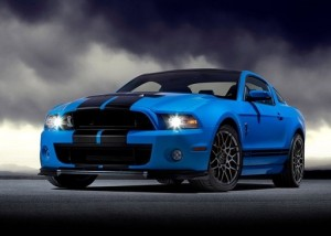 Ford To Auction Off 2013 GT500 Prototype At Auction