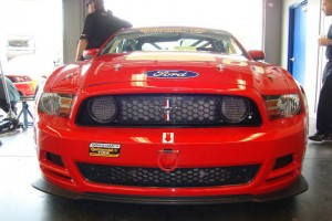 Roush Performance Reveals New Look Of Boss 302R Racer