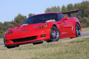 Patrick Tulloch's Wide Body Z06 Corvette