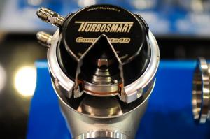 Turbosmart's New Comp-Gate40 Wastegate Reduces Size By A Quarter
