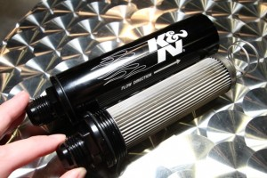 PRI 2010: K&N Releases Reusable Oil and Fuel Filters