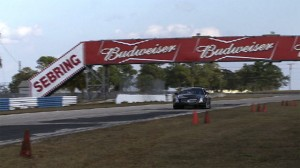 Video: Cadillac CTS-V Coupe Runs Sebring