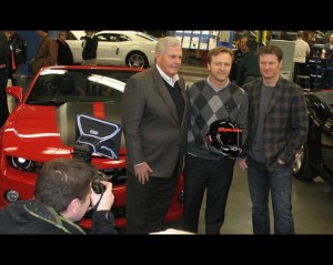 Regular Production Begins on the 2011 Camaro Convertible