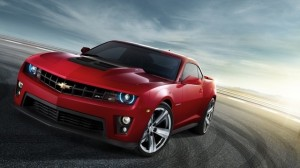 Gallery: Official '12 Camaro ZL1 Press Photos