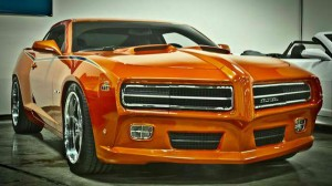 """GTO"" Conversion of the New Camaro Set to Arrive Late in 2011"