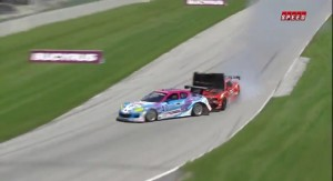 Video: CoolTV Camaro Catches Air At Road America Race In Wisconsin