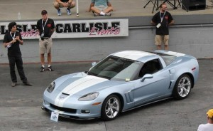 GM Shows Off New Corvette Torque 2 Wheels and Stripe Package