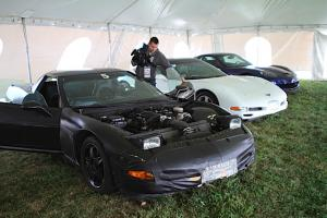 Corvette Funfest 2011: Alpha and Beta C5 Prototypes