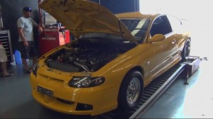 Video: Twin-Turbo Aussie GTO Belts Out 1213 RWHP, Runs 9.07 at 155