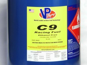 New C9 Racing Fuel Released By VP Racing Fuels
