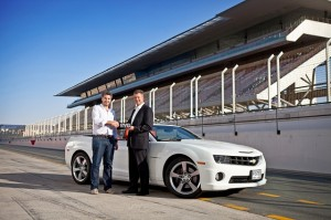 "Camaro Convertible Recognized as ""Muscle Car of the Year 2011″"